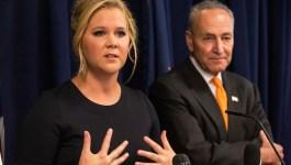 Comedian Amy Schumer Calls For More Gun Control