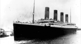 Full-Sized Titanic Replica Being Built in China