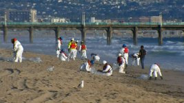 SoCal Beaches Reopen After Tar Ball Cleanup