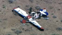 Pilot Killed in Crash was Helping Wounded Veterans