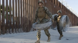US Starts to Withdraw Troops From Trump Border Mission<br /><br />
