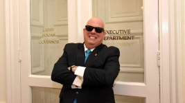 'Bald Is Beautiful': Maryland Governor Shares Photo After Chemo