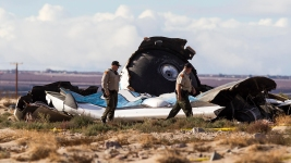 Cause of Fatal Virgin Galactic Spaceship Crash Revealed