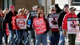 Striking Verizon Workers Sign New Deal