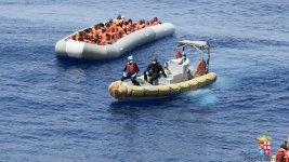 880 Killed in Mediterranean Shipwrecks Over Last Week: UN