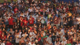 Pope Says Final Mass to Faithful in Poland