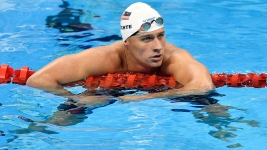 Rio Police Charge Lochte With False Report of Robbery: AP