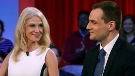 Clinton, Trump Campaign Aides Clash at Post-Election Forum