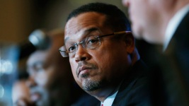 Ellison Says He'll Resign From Congress if Elected DNC Chair