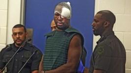 Suspect in Fla. Officer's Slaying Spews Expletives at Judge