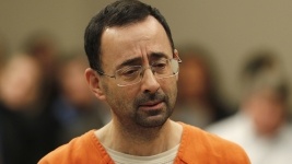 Ex-Olympic Gymnastics Doctor Pleads Guilty to Sex Charges