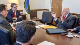 DOE Staffer Claims Retaliation Over Photos of Secret Meeting
