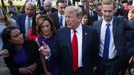 Trump Calls Comey 'Criminal,' Admires Attention Given to Kim