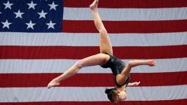 Amid Turmoil, USA Gymnastics Takes Small Steps Forward