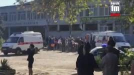 Student Gunman Kills 19 at Crimea College: Russian Official
