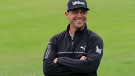 Woodland Sets Himself Up for the Weekend at US Open
