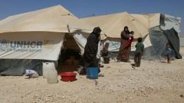 Syrian Refugees Return to War Zones