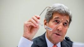 House GOP Panel Grills Kerry on Iran Nuke Deal