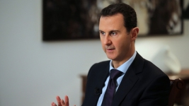 Assad Vows to Take Control, Warns Will Take Time