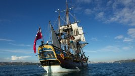 Captain Cook's Sunken Ship Likely Found Off RI Coast
