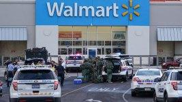 Gunman Flees Pa. Walmart Shooting, Fights Officers: Police