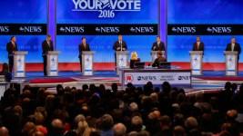 GOP Debate: Rubio Shaken, Trump Not Stirred
