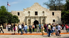 Native American Group Seeks to Slow Alamo Church Renovation