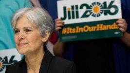 Green Party Drops Bid for Pennsylvania Recount