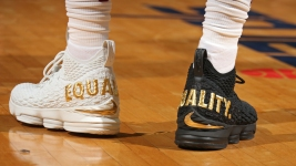 LeBron James' Equality Sneakers Headed to Smithsonian