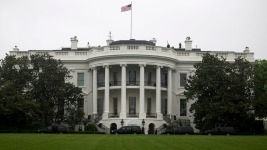 Person Who Tried to Jump White House Fence Arrested