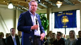 Kasich: Gay People 'Probably' Born That Way