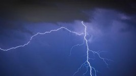 Woman Struck by Lightning While Exiting Plane