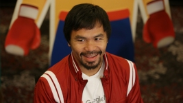 Manny Pacquiao Announces 2016 Senate Run in Philippines
