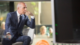 Lauer Faces New Inappropriate Workplace Relationship Claim