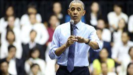 Obama Urges Vietnam Youth to Tackle Climate Change