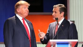 Donald Trump Threatens 'Birther' Lawsuit Against Ted Cruz