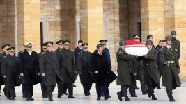 Turkey: Pilot's Body to Be Flown Back to Russia