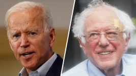 1st Dem Debate Lineups Are Out, Setting Up Biden Vs. Sanders