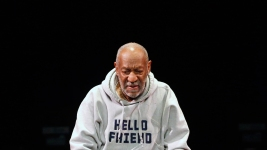 Cosby Performance in Ohio Draws a Few Protesters