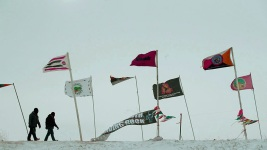 Environment Activists Deny Attacking Dakota Access Pipeline