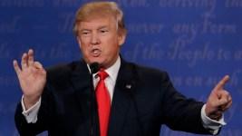 Trump on Clinton: 'Such a Nasty Woman'