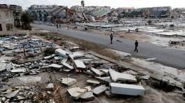Official: Searchers Find Body in Hurricane-Stricken Town
