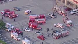 9 Hurt, Gunman Dead Outside Houston Strip Mall