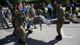 Israel Plans Mass Evacuation if War Erupts Again