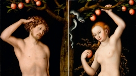 Nazi-Looted 'Adam' and 'Eve' Paintings to Stay in California