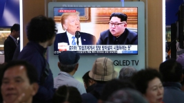 S. Korea Downplays Pyongyang's Threats to Cancel Talks