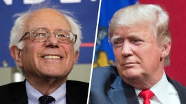 Trump Won't Debate Second-Place Sanders After All