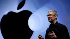 Apple's Tim Cook: