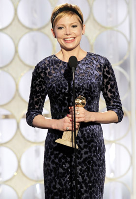 Golden Globes: 20 Years of Award-Winning Movie Actresses