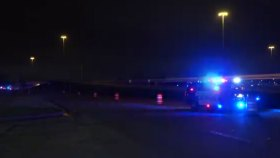 Three Dead in Grapevine Crash After Chase